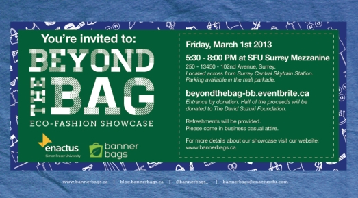 Beyond the Bag 2013 E-vite